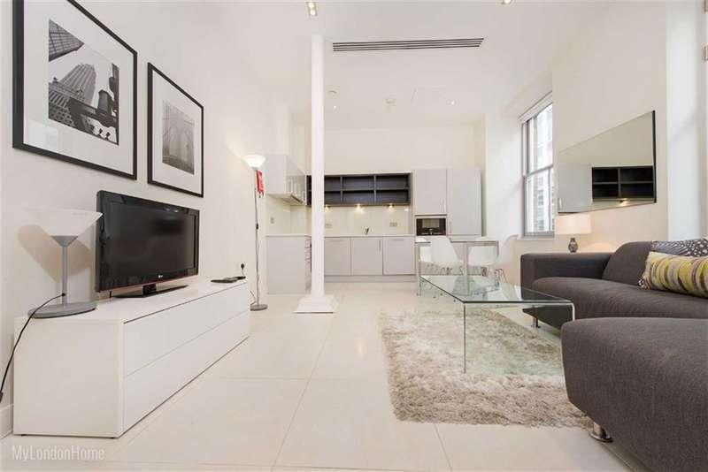 1 Bedroom Property for sale in 1 Leonard Street, Old Street, London, EC2A