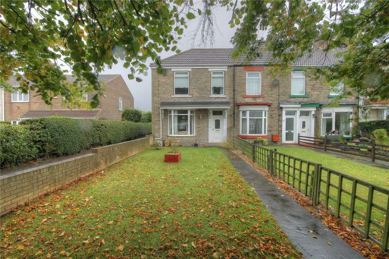 3 Bedrooms End Of Terrace House for sale in Elm Road, Shildon, County Durham, DL4