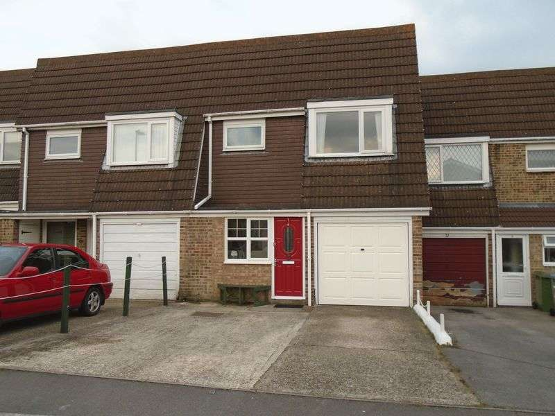 3 Bedrooms Terraced House for sale in Middle Mead, Fareham