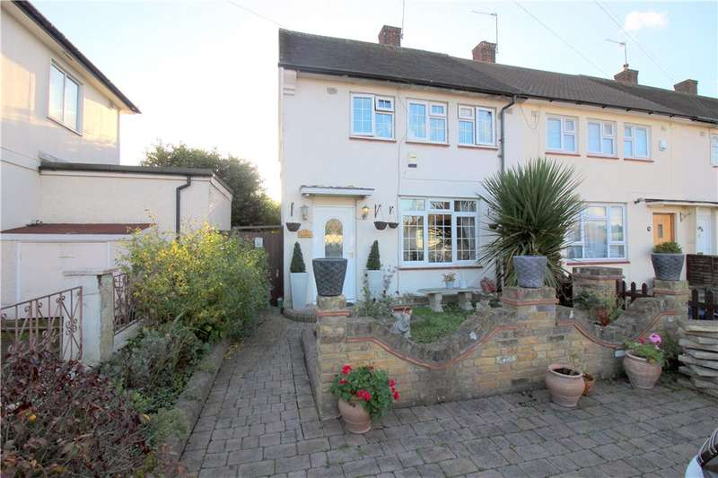 3 Bedrooms House for sale in Rossington Avenue, Borehamwood, Hertfordshire, WD6