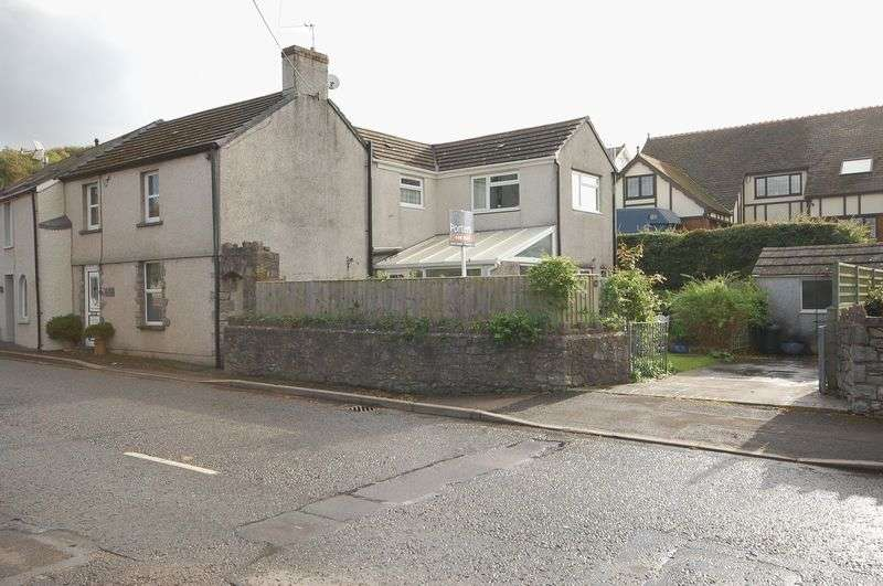 3 Bedrooms Semi Detached House for sale in 'Rose Cottage', 12 Wick Road, Ewenny, Vale of Glamorgan, CF35 5BL