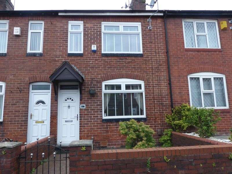 2 Bedrooms Terraced House for sale in Heron Street, Hollins
