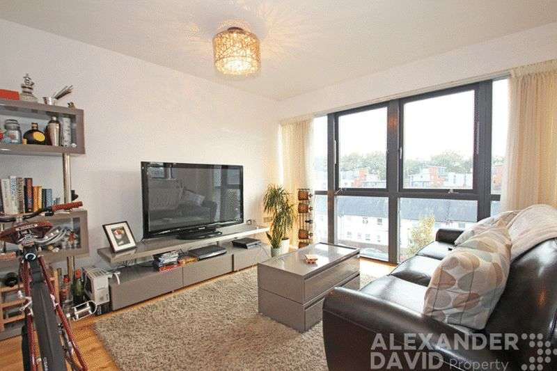 2 Bedrooms Flat for sale in Woodmill Road, London E5
