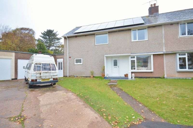 4 Bedrooms Semi Detached House for sale in Wastwater Rise, Seascale