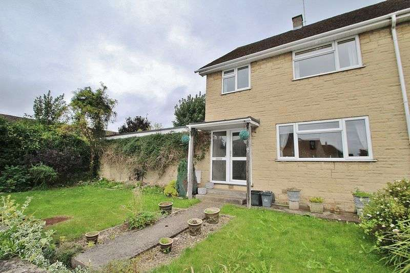 3 Bedrooms Semi Detached House for sale in HAILEY ROAD, Witney OX28 1HE