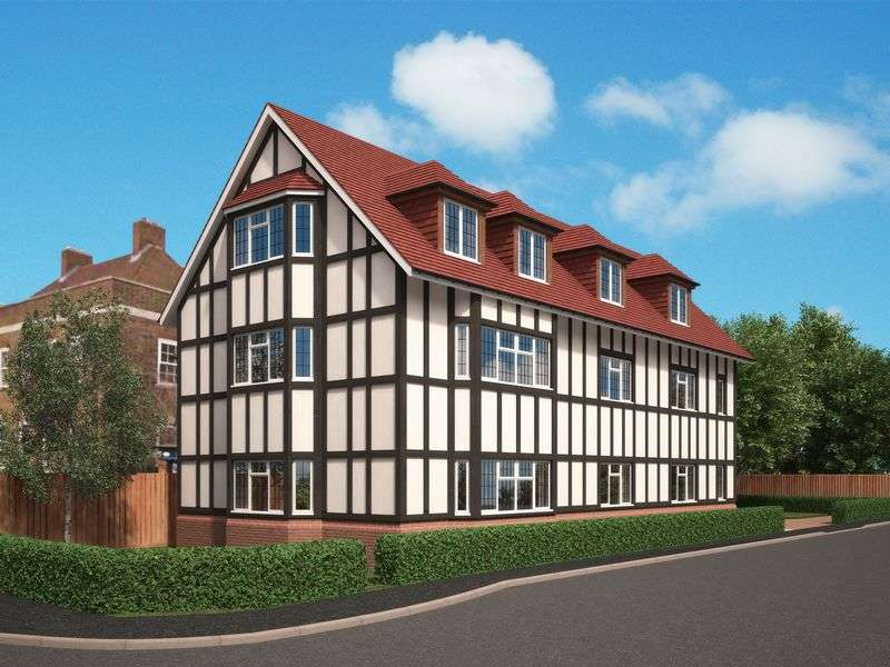 2 Bedrooms Flat for sale in Bookham