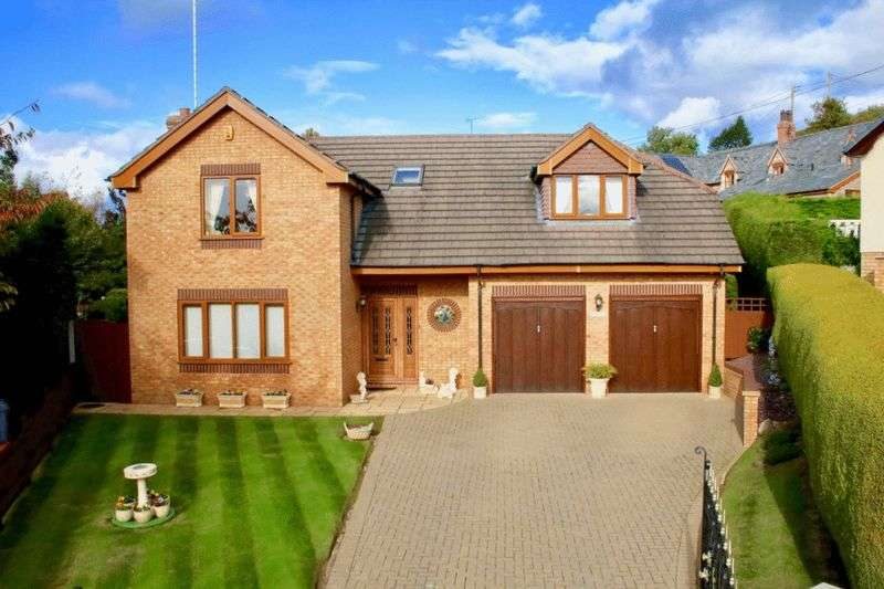 3 Bedrooms Detached House for sale in Llys Y Tywysog, St. Asaph
