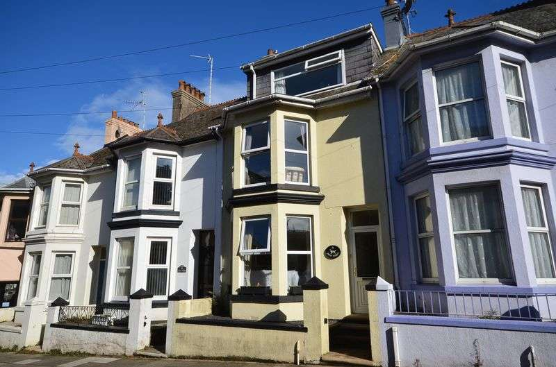 4 Bedrooms Terraced House for sale in DREW STREET BRIXHAM