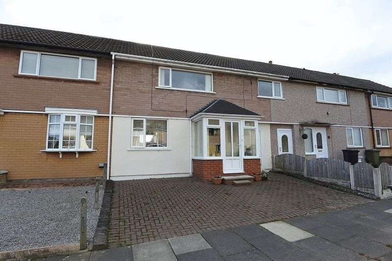 3 Bedrooms Terraced House for sale in Rashdall Road, Carlisle