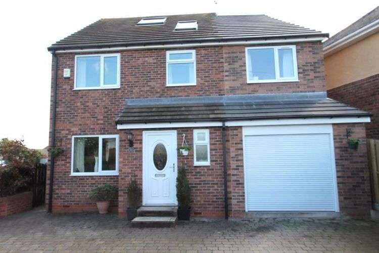 4 Bedrooms Detached House for sale in Chaucer Road, South Yorkshire, S65 2LD