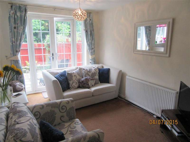 1 Bedroom Terraced House for sale in Woodbury Road, Walderslade Woods, Chatham, Kent