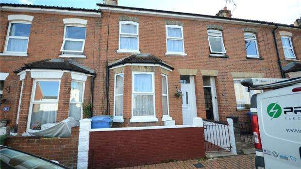 3 Bedrooms Terraced House for sale in Lysons Road, Aldershot, Hampshire