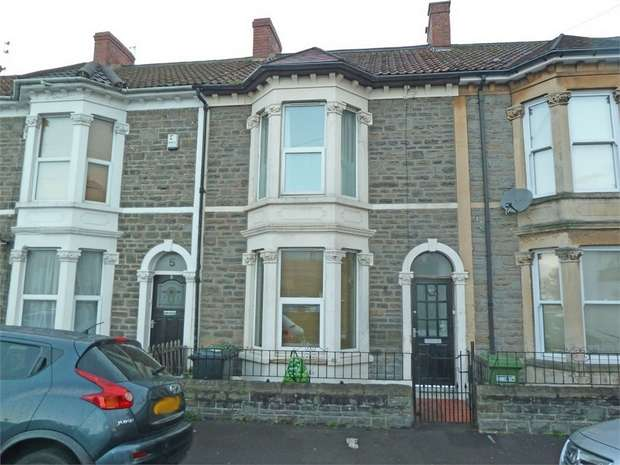 2 Bedrooms Terraced House for sale in South Road, Kingswood, Bristol, Gloucestershire