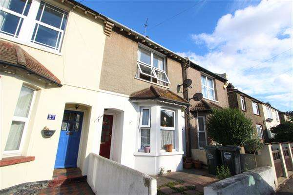 3 Bedrooms Terraced House for sale in Knockhall Chase, Greenhithe