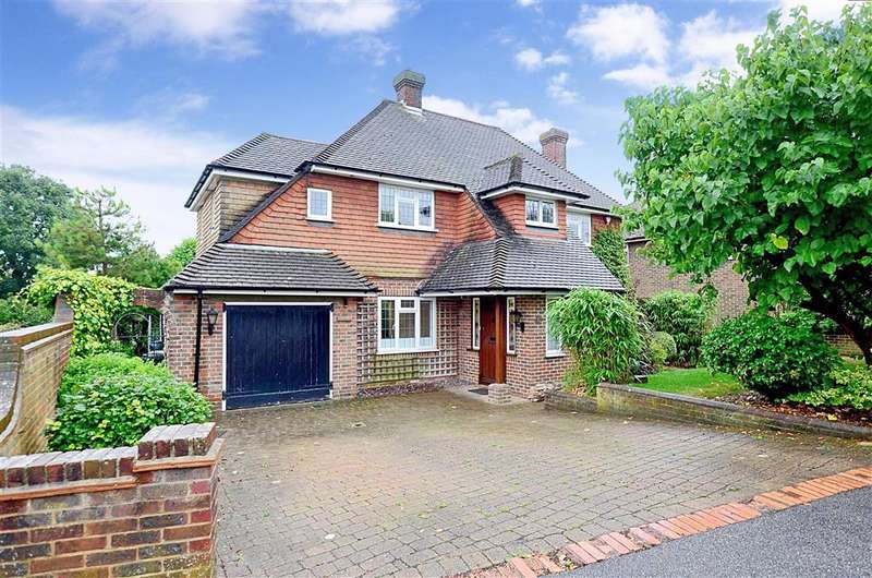 4 Bedrooms Detached House for sale in Gundreda Road, Lewes, East Sussex