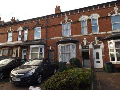 3 Bedrooms Terraced House for sale in Cape Hill, Smethwick, Birmingham, West Midlands