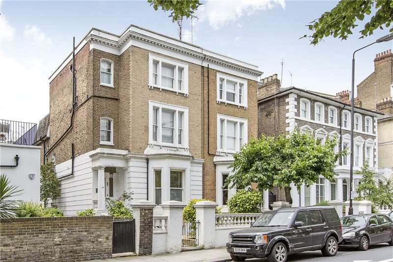 2 Bedrooms Flat for sale in Edith Grove, London, SW10