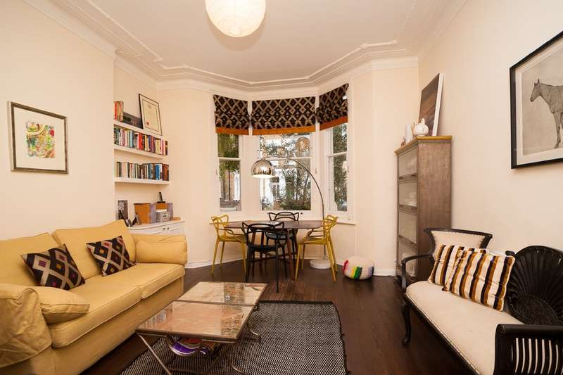 2 Bedrooms Flat for sale in Saltram Crescent, Maida Vale W9