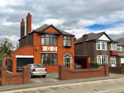 3 Bedrooms Detached House for sale in Long Lane, Warrington, Cheshire