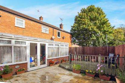 3 Bedrooms Terraced House for sale in Bedwas Close, St. Mellons, Cardiff, Wales
