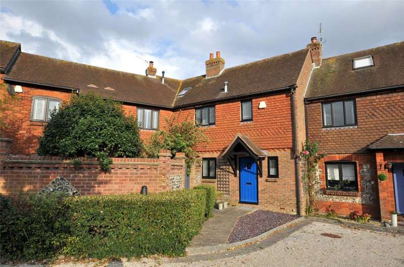 2 Bedrooms Semi Detached House for sale in Chandlers Reach, Itchenor, Chichester, West Sussex, PO20