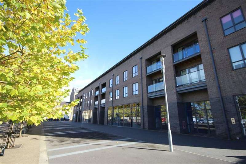 2 Bedrooms Property for sale in Priam House, Heritage Plaza, Rodbourne, Swindon