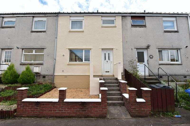 3 Bedrooms Terraced House for sale in Parkhead Gardens, West Calder, EH55 8BB