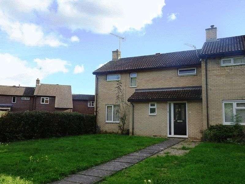 3 Bedrooms Terraced House for sale in Miranda Walk, Bewbush, CRAWLEY