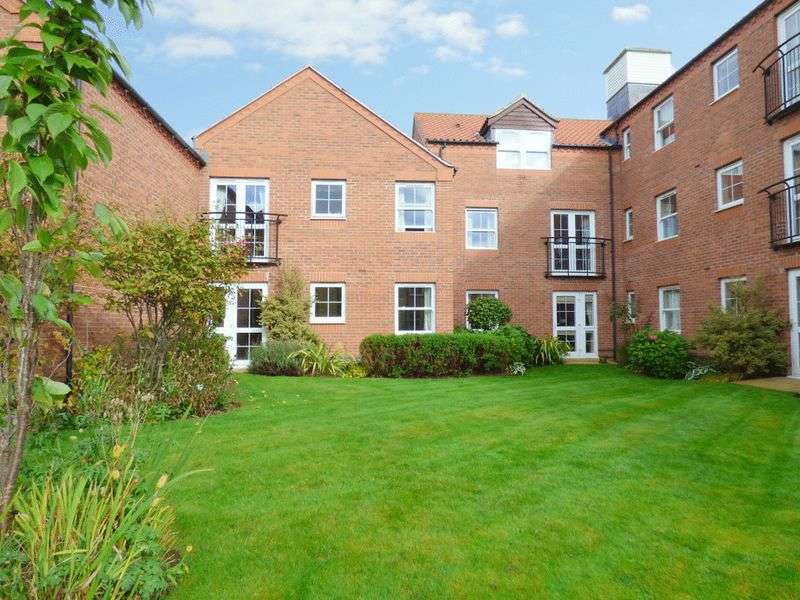 1 Bedroom Retirement Property for sale in Greendale Court, Bedale, DL8 1FB