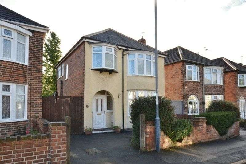 3 Bedrooms Detached House for sale in CLEVELAND AVENUE, CHADDESDEN