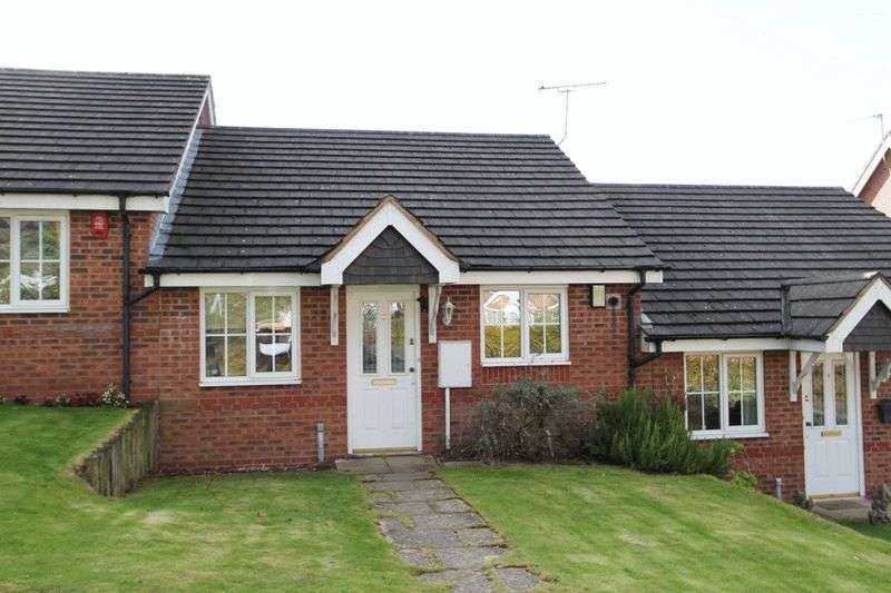 2 Bedrooms Bungalow for sale in Burntwood View, Loggerheads