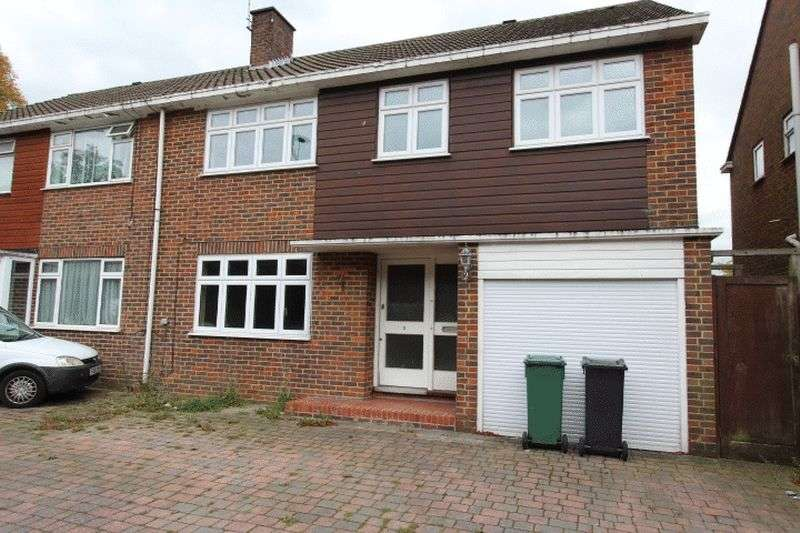 4 Bedrooms Semi Detached House for sale in Brighton Road, Tadworth
