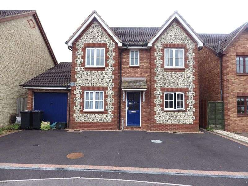 4 Bedrooms Detached House for sale in Juniper Way, Bradley Stoke