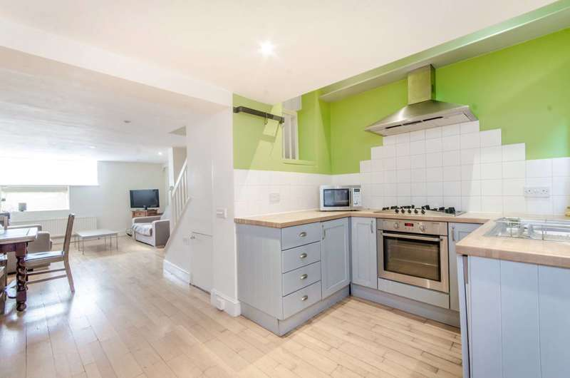 4 Bedrooms House for sale in Liverpool Road, Islington, N1