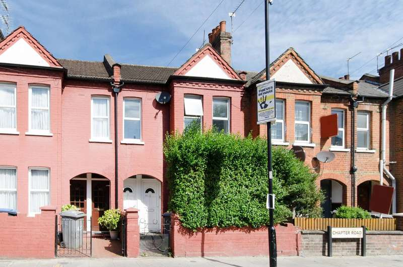 1 Bedroom Flat for sale in Chapter Road, Willesden, NW2