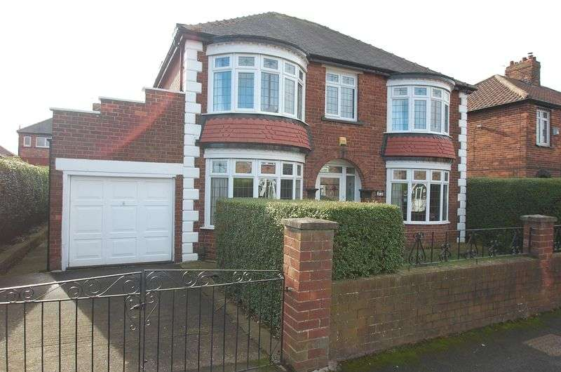 4 Bedrooms Detached House for sale in Barker Road, Thornaby, Stockton-On-Tees