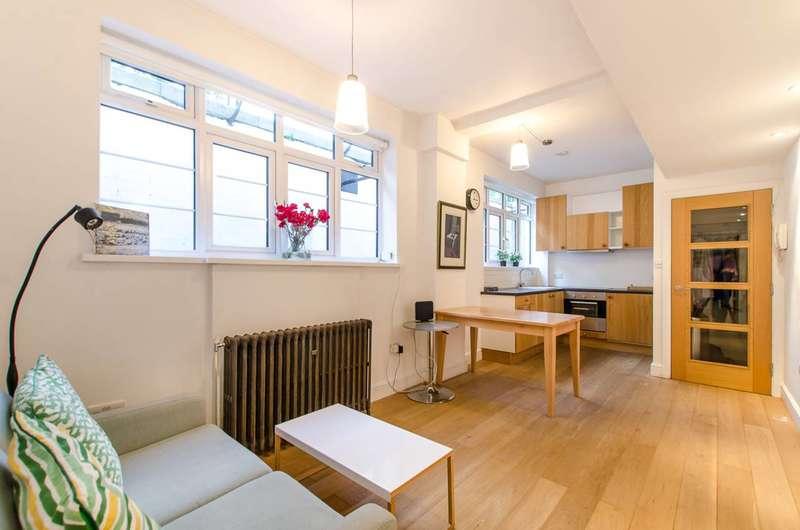 1 Bedroom Flat for sale in Pembroke Road, Kensington, W8