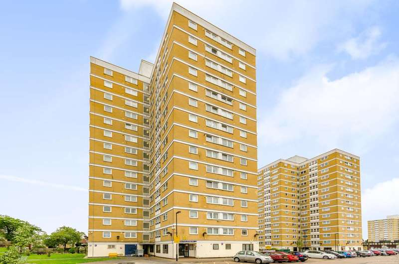 2 Bedrooms Flat for sale in Partridge Way, Bounds Green, N22