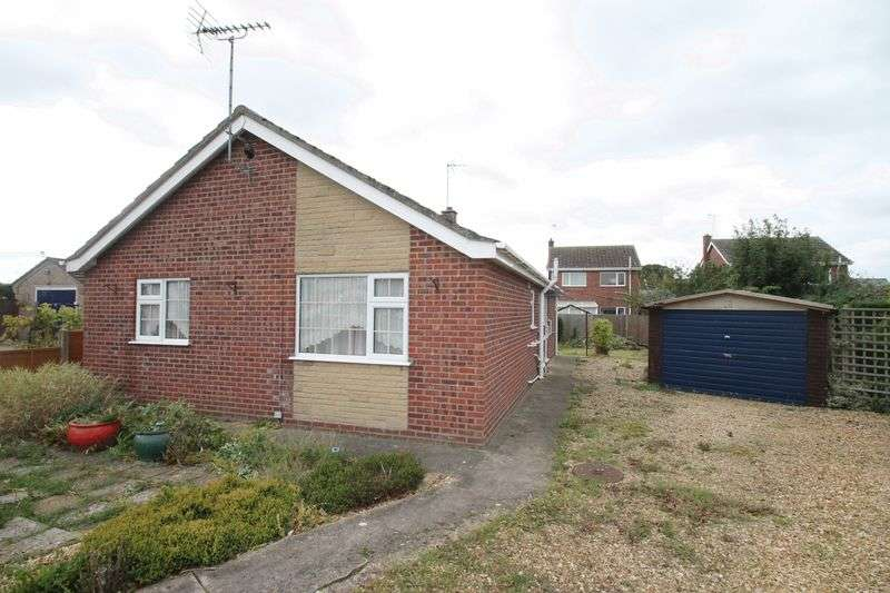 3 Bedrooms Semi Detached Bungalow for sale in Maple Way, Donington