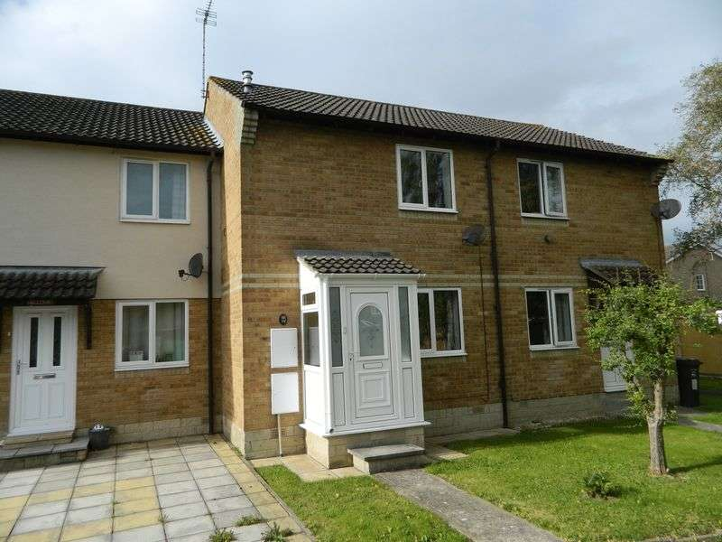 2 Bedrooms Terraced House for sale in Malvern Close, Bridgwater