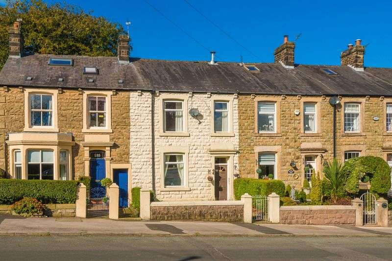 3 Bedrooms Terraced House for sale in Blackburn Road, Heapey