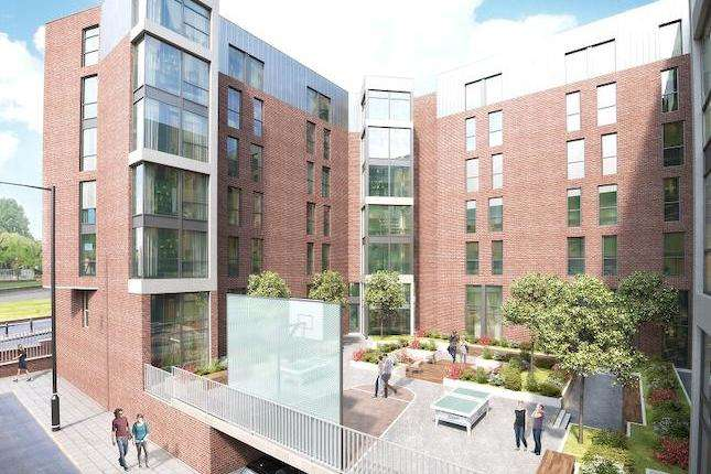 Property for sale in Brunswick Street, Staffordshire, ST5 1EZ