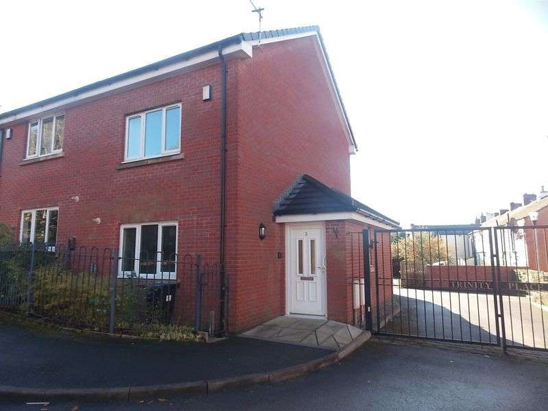 2 Bedrooms Semi Detached House for sale in Trinity Place, Bolton