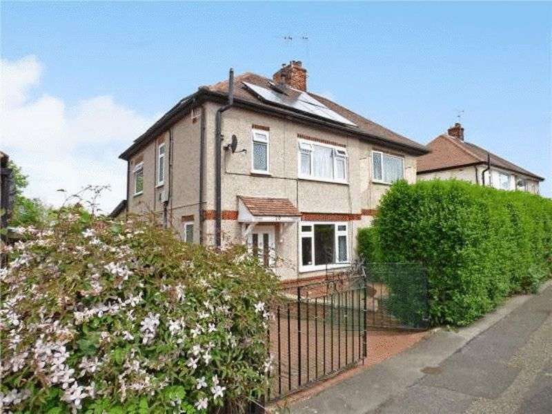 3 Bedrooms Semi Detached House for sale in Mosscar Close, Spion Kop