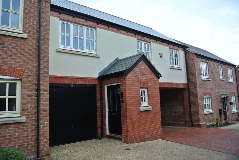 2 Bedrooms Property for sale in Harding Wood, Lightmoor Village, Telford, Shropshire.