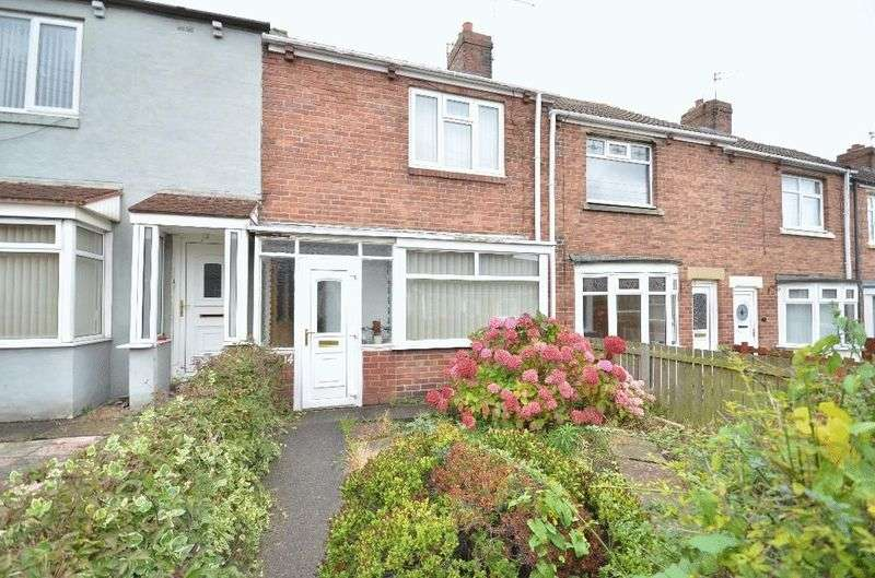 2 Bedrooms Terraced House for sale in Windsor Terrace, Seaham