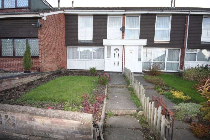 3 Bedrooms Town House for sale in Edward Street, Anstey