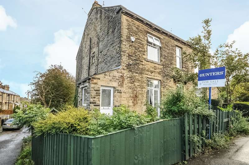 3 Bedrooms Semi Detached House for sale in Harrogate Road, Bradford, , BD2 3EP