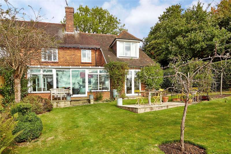 4 Bedrooms Semi Detached House for sale in Banner Farm Road, Tunbridge Wells, Kent, TN2