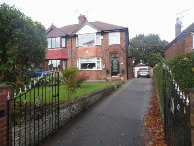 3 Bedrooms Semi Detached House for sale in JOSSEY LANE SCAWTHORPE DONCASTER